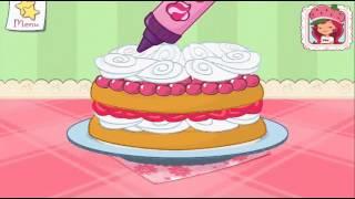 Download Strawberry Shortcake Bake Shop Very Berry Shortcake Games Video