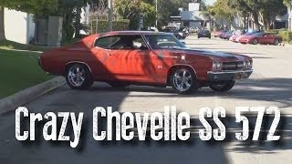 Download Chevelle SS 1970 572ci, awesome ! Video