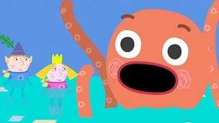 Download Ben and Holly's Little Kingdom | Under The Sea With Ben and Holly | 1Hour | HD Cartoons for Kids Video