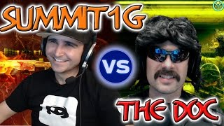 Download Summit1G vs Dr Disrespect Round 4: CSGO | Gameplay + Chat Replay Video