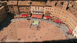 Download Siena, Italy: Piazza del Campo Video