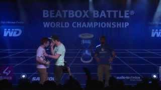 Download NaPoM vs Alexinho - 1/4 Final - 4th Beatbox Battle World Championship Video