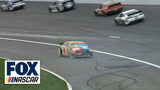 Download Kyle Busch and Joey Logano Crash NASCAR at Kansas 2013 Video