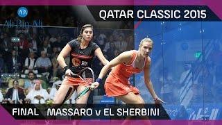 Download Squash: Qatar Classic 2015 - Women's Final Highlights: Massaro v El Sherbini Video