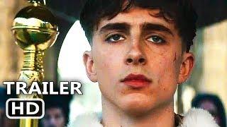Download THE KING Trailer (2019) Timothée Chalamet, Robert Pattinson, Lily-Rose Depp Video