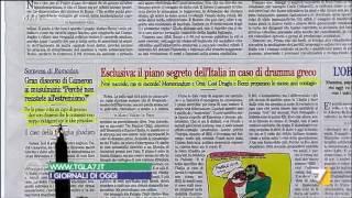 Download Omnibus - Rassegna stampa (Puntata 20/06/2015) Video