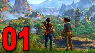 Download Uncharted: The Lost Legacy - Part 1 - The Beginning (PS4 Pro Gameplay) Video