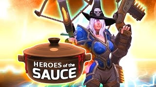 Download Heroes of the Sauce with Mike & Dave of LiquorSauce | TGN Squadron Heroes of the Storm Gameplay Video