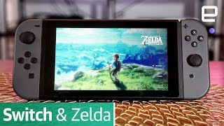 Download Nintendo Switch and The Legend of Zelda: Breath of the Wild | First Impressions Video