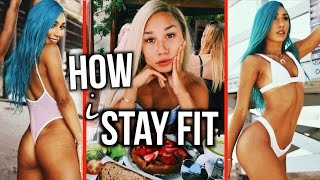 Download How I Stay Fit + Build A Nice Butt! ✿ | MYLIFEASEVA Video