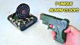 Download 7 Weird Alarm Clocks put to the Test Video