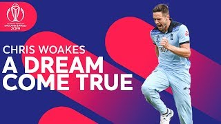 Download Chris Woakes: A Dream Come True   Player Feature   ICC Cricket World Cup Video