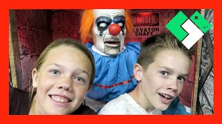 Download SCARED IN THE SPIRIT HALLOWEEN STORE (Day 1669) Video