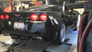 Download C6 Corvette LS2 Bolt-On Dyno Results Video