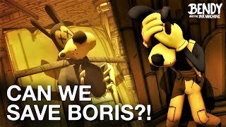 Download Can We Save Boris in BATIM Chapter 4? (Bendy & the Ink Machine Discussion) Video