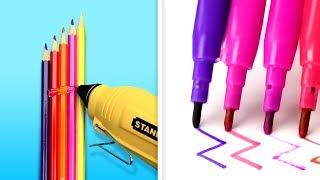 Download 25 WEIRD BUT USEFUL DIY CRAFTS Video