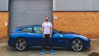 Download Swapping My RS6 For A Ferrari GTC4 Lusso!? Video