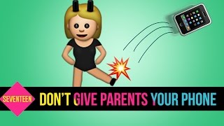 Download 5 Reasons to NEVER Give Your Parents Your Phone Video