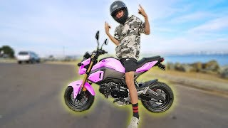 Download BUYING MY NEW 2018 HONDA GROM! *REVEAL* Video