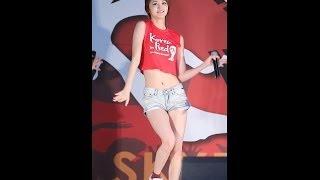 Download [직캠/Fancam] 140623 EXID(정화) Whoz That Girl @ 대전 으능정이거리 길거리응원 Video