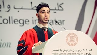 Download Weill Cornell Medical College Graduation Speech 2014 - Doha, Qatar Video