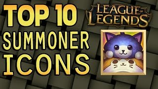 Download Top 10 Summoner Icons - League of Legends Video