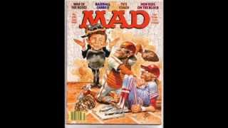 Download MAD MAGAZINE FRONT COVERS ~62 ISSUES~ Video