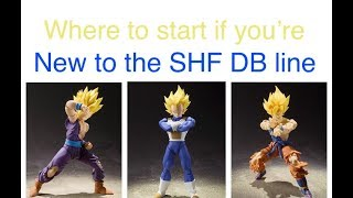 Download Where Should You Start Collecting If You're New to The SH FIGUARTS Dragon Ball DRAGON BALL Z LINE? Video