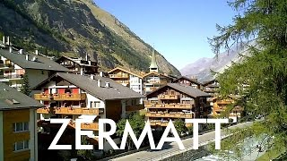 Download SWITZERLAND: Zermatt village [HD] Video