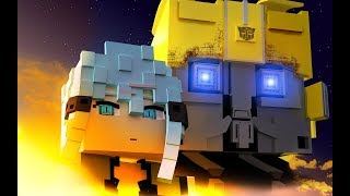 Download 「Bumblebee Trailer RECREATION」 ESPAÑOL LATINO Minecraft | 【Dreamer Animations】 Video