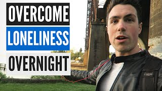 Download 5 Steps to Overcome Loneliness & Social Isolation TODAY Video