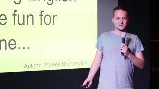 Download Learning English can be fun for everyone! | Piotr Brzozowski | TEDxSzczecinLive Video