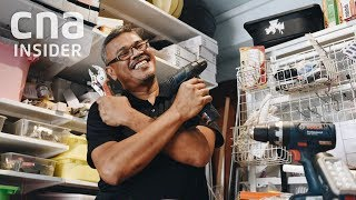 Download The Singaporean Handyman And His Malaysian Family Video
