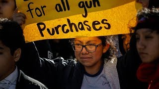 Download Thousands of students walk out of school to protest gun violence | Los Angeles Times Video