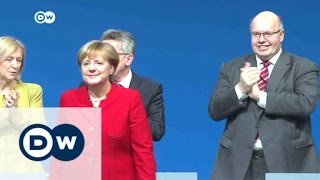 Download Merkel changes direction and wins | DW News Video