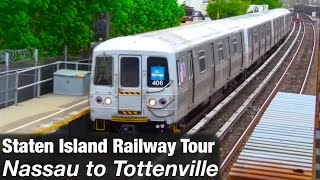 Download Staten Island Railway Tour: Nassau to Tottenville Video