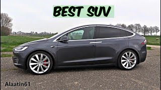 Download TESLA MODEL X P100D LUDICROUS 2018 Test Drive | BEST SUV Video