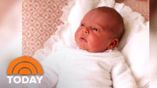Download Royal Family Gathers For Prince Louis' Christening | TODAY Video