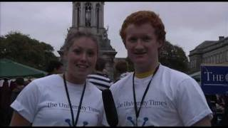 Download TCD Freshers' Week Day 1 Video