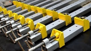 Download Homemade Heavy-Duty Bar Clamps Video