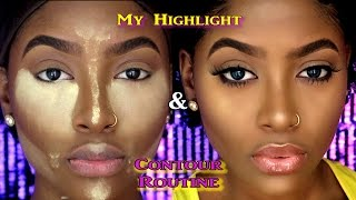 Download My Highlight & Contour Routine | Detailed Updated Tutorial | PETITE-SUE DIVINITII Video