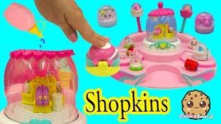 Download Shopkins Glitzi Globes Pretty Fashion Parade Water Play Snow Dome Maker Playset - Cookieswirlc Video