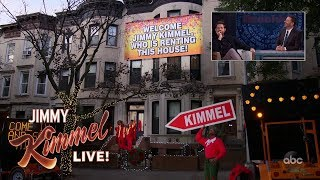 Download John Krasinski Pranks Jimmy Kimmel in Brooklyn Video