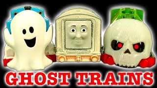 Download Thomas The Tank Ghost Engine Halloween How To Make Epic Scary Trackmaster Trains Video