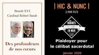 Download Célibat des prêtres, Benoît XVI et le Cardinal Sarah s'expriment ! Le Club des Hommes en Noir S02E09 Video