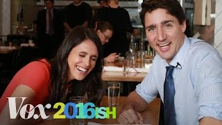 Download Justin Trudeau is pretty sure you won't move to Canada | 2016ish #1 Video