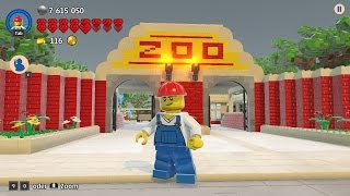 Download LEGO Worlds - The first biggest Zoo in LEGO Worlds Video