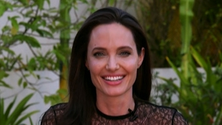 Download Angelina Jolie Interview on Brad Pitt, 'First They Killed my Father' | ABC News Video