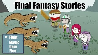 Download Video Game Memories: 2 Funny stories from my old Final Fantasy games Video