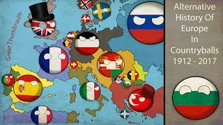 Download Alternative (Fake) History Of Europe In Countryballs 1912-2017 Video